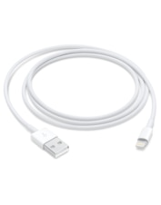 Image of Apple Lightning to USB Cable (1 m) which is not having color variants