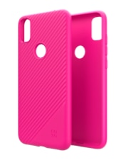 Image of GoTo Fine Swell 45 Case for T-Mobile REVVL 4 - Magenta which is having color variants