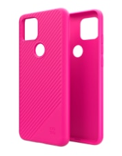 Image of GoTo Fine Swell 45 Case for T-Mobile REVVL 5G - Magenta which is having color variants