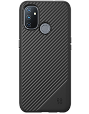 Image of GoTo Fine Swell 45 Case for OnePlus Nord N100 - Black which is not having color variants