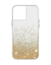 Image of Case-Mate Twinkle Ombre Case for Apple iPhone 12/12 Pro - Twinkle Ombre Gold which is not having color variants