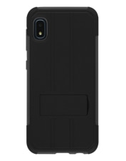 Image of Samsung A10e Kickstand Case- Black and Gray which is having color variants