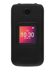 Image of Alcatel GO FLIP 3 Shield - Black which is having color variants
