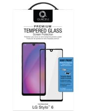 Image of LG Stylo 6 Quikcell Glass Screen Protector which is not having color variants