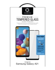 Image of Samsung Galaxy A21 Quikcell Glass Screen Protector which is not having color variants