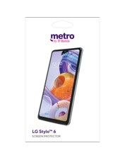 Image of LG Stylo 6 Film Screen Protector which is not having color variants