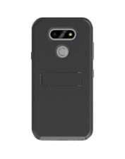 Image of LG Aristo 5 Black/Grey Kick which is having color variants