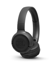 Image of JBL Tune 500 Bluetooth Headphones - Black which is not having color variants
