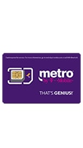 Metro by T-Mobile SIM Card
