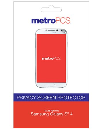 Samsung Galaxy S 4 Privacy Screen Protector