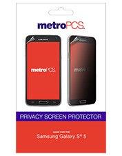 Samsung Galaxy S 5 Privacy Screen Protector