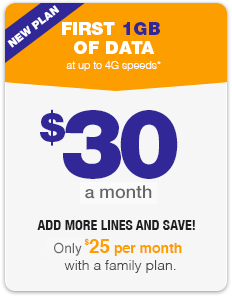 The $30 plan from MetroPCS is one of the best values in wireless