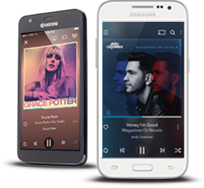 Music wherever you go with Rhapsody Unlimited and MetroPCS