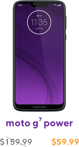 moto G7 Power from Metro by T-Mobile