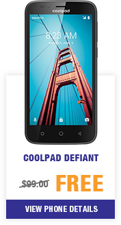 Coolpad Defiant from MetroPCS