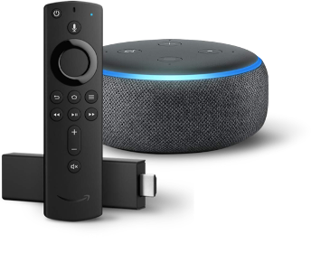 Fire TV Stick 4K or Echo Dot from Metro
