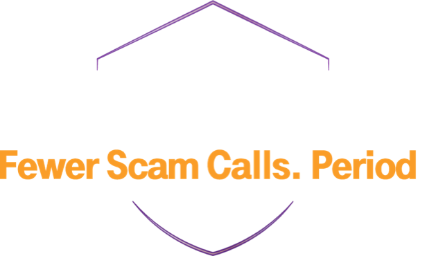 Scam Shield. Fewer Scam Calls. Period.