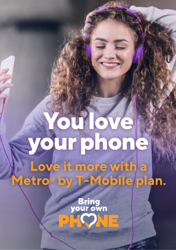 Bring Your Own Phone Byop Or Device Byod Metro By T Mobile