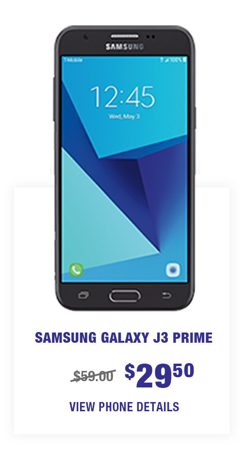 Add a Line and Get Half Off Phones Priced $59 or Less