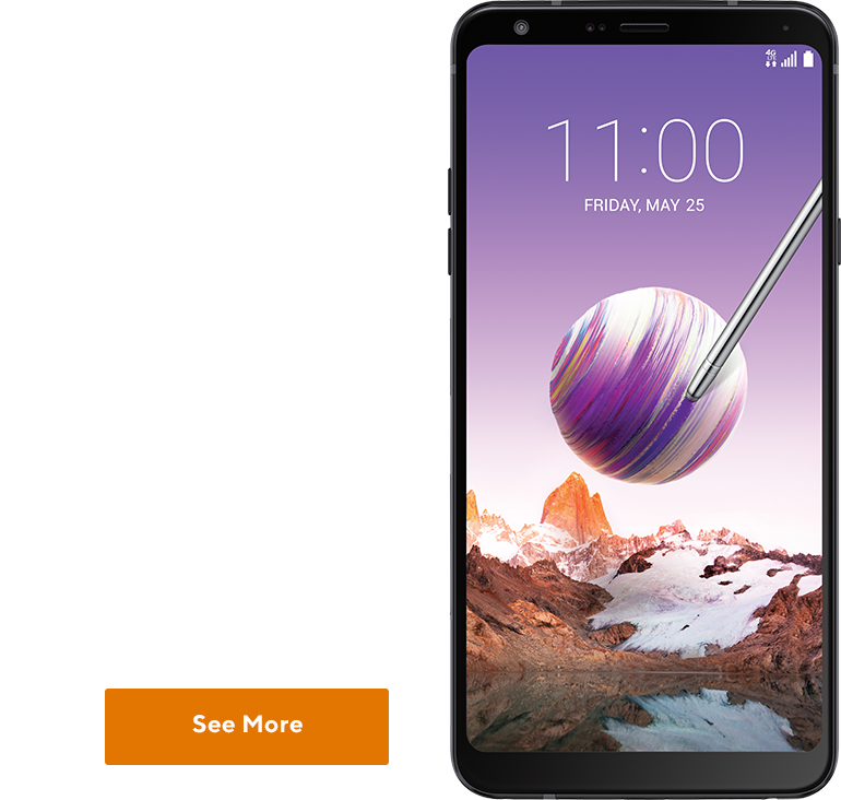 LG Stylo 4 from Metro by T-Mobile