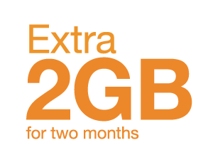 Extra 2GB of data for tablet online from MetroPCS