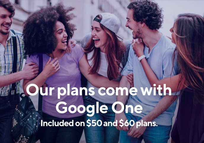 Google One - Mobile Backup and More Storage | Metro® by T-Mobile