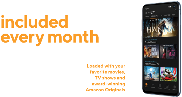 Get 4 Lines for $30/Line, includes Amazon Prime | Metro® by T-Mobile