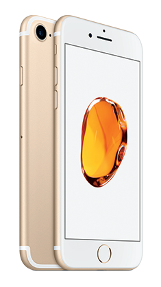 An entirely new camera system. The brightest, most colorful iPhone display ever. The fastest performance and best battery life in an iPhone. Water and splash resistant1. And stereo speakers. Every bit as powerful as it looks - this is the iPhone 7.