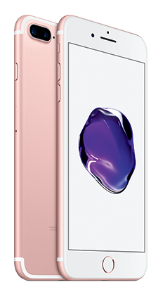 All-new dual 12MP cameras. The brightest, most colorful iPhone display ever. The fastest performance and best battery life in an iPhone. Water and splash resistant.1 And stereo speakers. Every bit as powerful as it looks—this is iPhone 7 Plus.