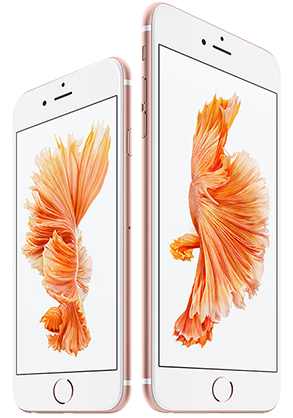 The iPhone 6s Plus gives you the power of the latest Apple iPhone, with a crystal clear larger screen