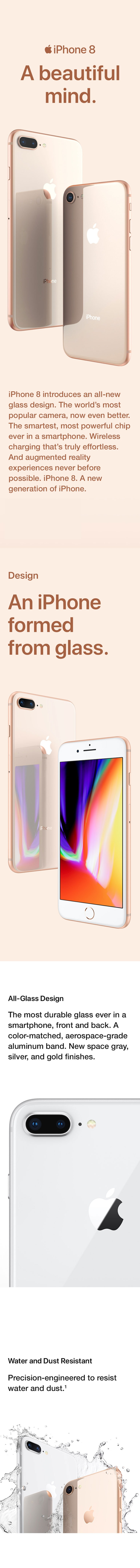 iPhone 8 Plus – Prices, Specs and Reviews - Metro® by T-Mobile