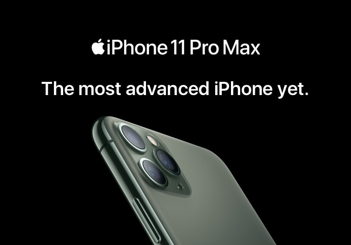 Learn about the iPhone 11 Pro Max 64GB