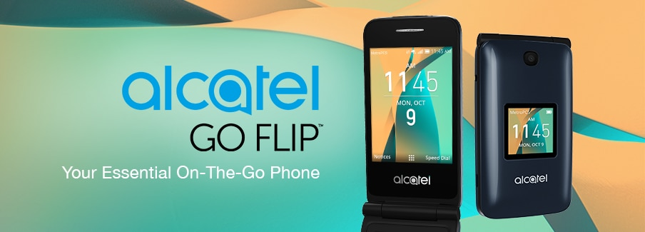 Alcatel GO FLIP – Specs, Price & Reviews - Metro® by T-Mobile