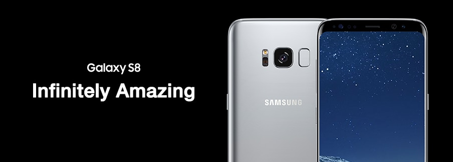 is Samsung Galaxy S8 available on MetroPCS phones?