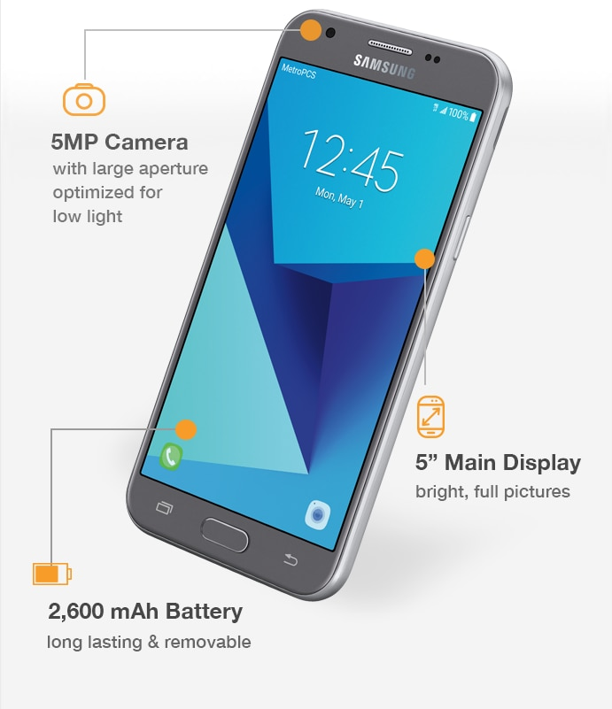 Pdp J3 Prime Mobile Phonespec