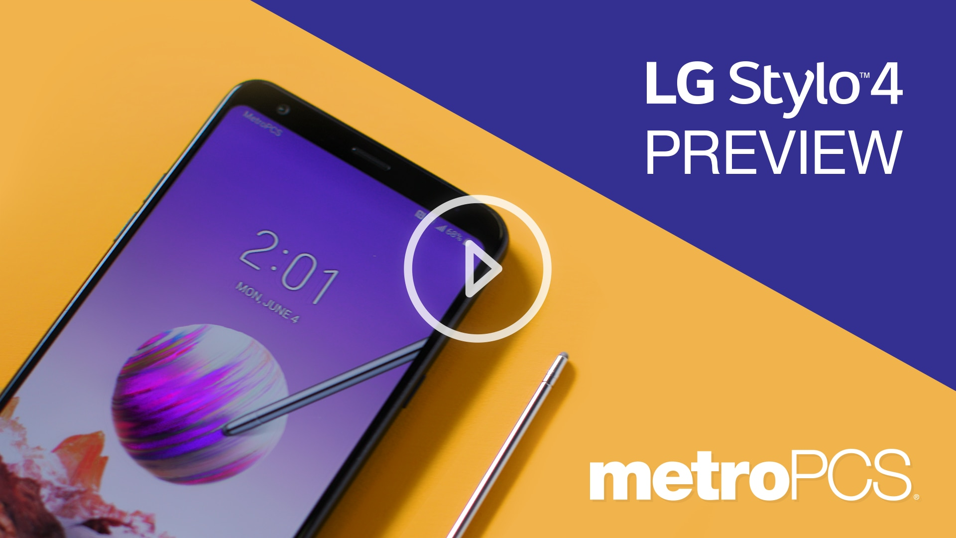 LG Stylo 4 Phone - Prices, Specs and More | Metro® by T-Mobile