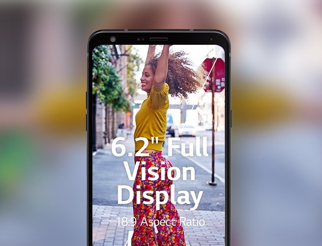 A screen as big and beautiful as your life with the LG Stylo 4