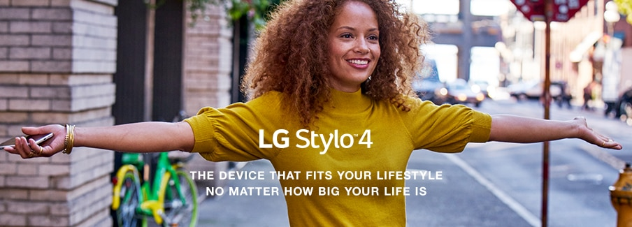 Learn about the LG Stylo 4