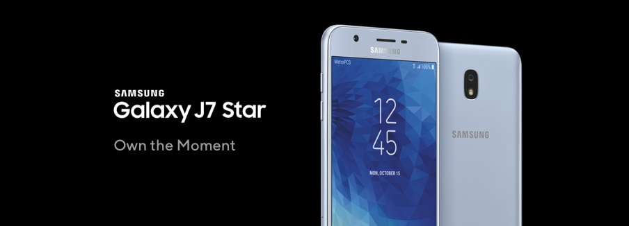 Samsung Galaxy J7 Star - Price, Specs & Reviews | Metro® by T-Mobile