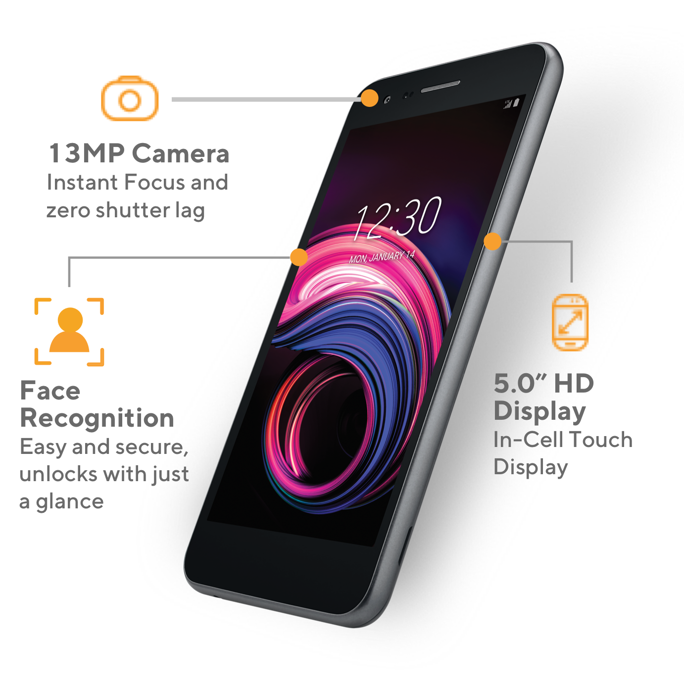 LG Aristo 3 Smartphone - Prices, Specs and More | Metro® by