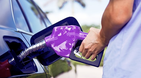 New Feature - Find the best gas prices anywhere
