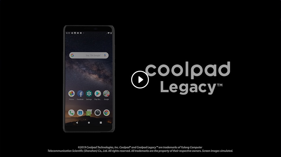 Coolpad Legacy | Price, Specs & Reviews | Metro® by T-Mobile