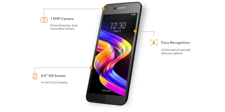 LG Aristo 3 Plus Phone - Prices, Specs and More | Metro® by