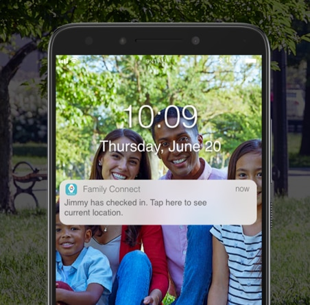 Timex FamilyConnect has real-time location sharing