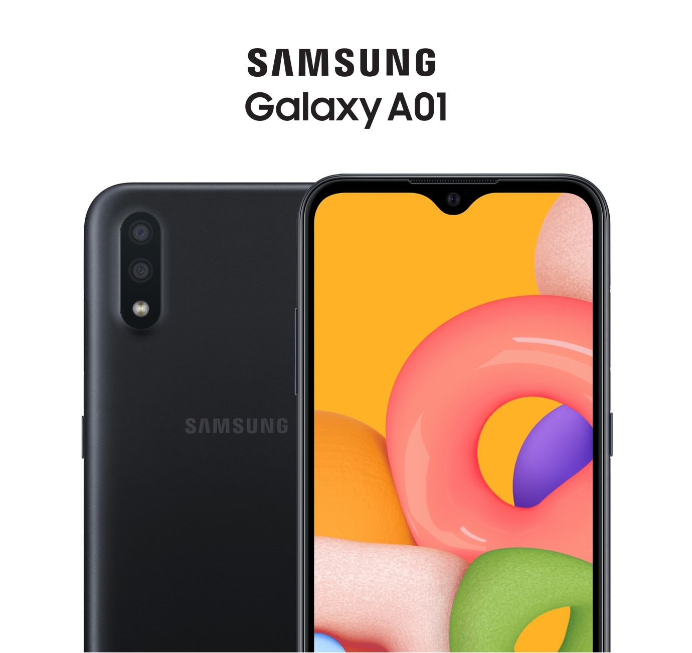 Learn about the Samsung Galaxy A01