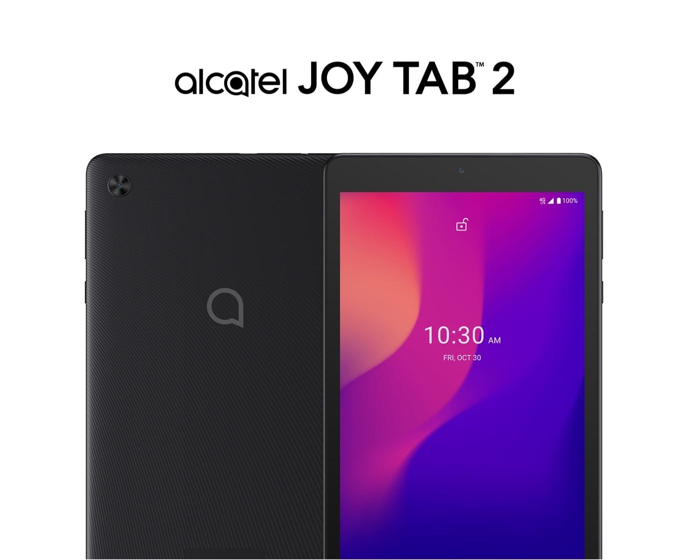 Conoce sobre la Alcatel JOY TAB 2