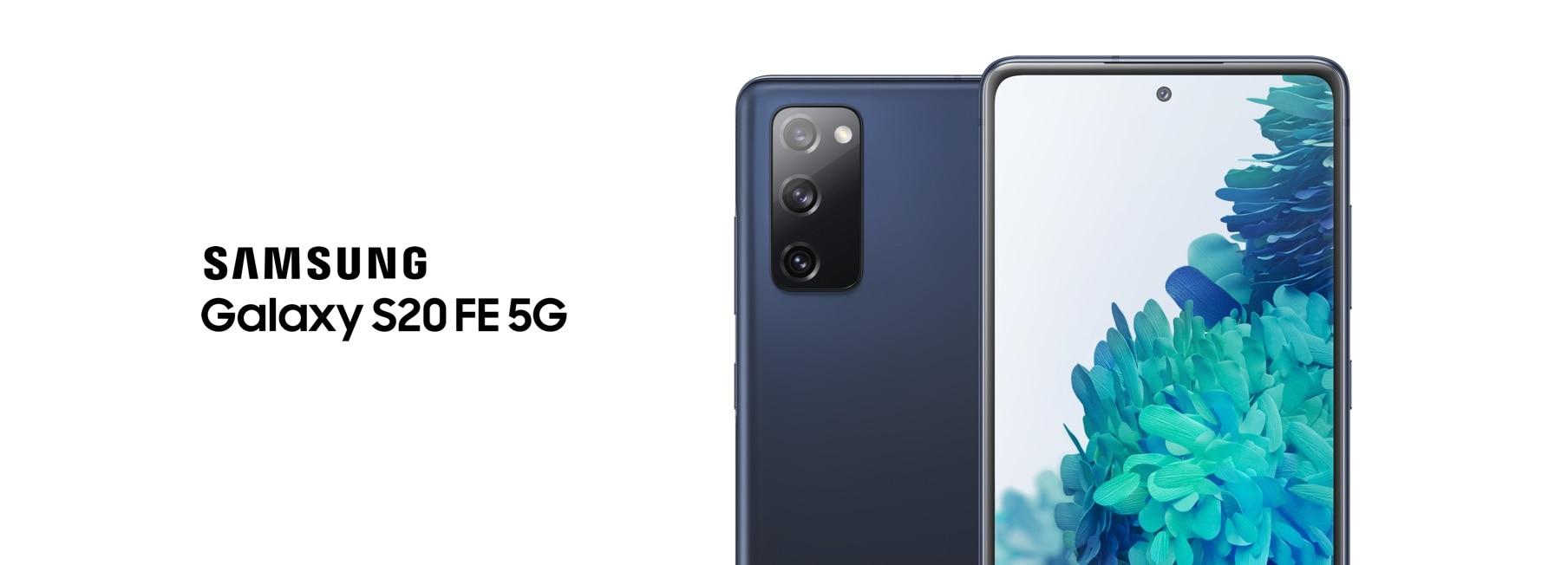 Descubre el Samsung Galaxy S20 FE 5G