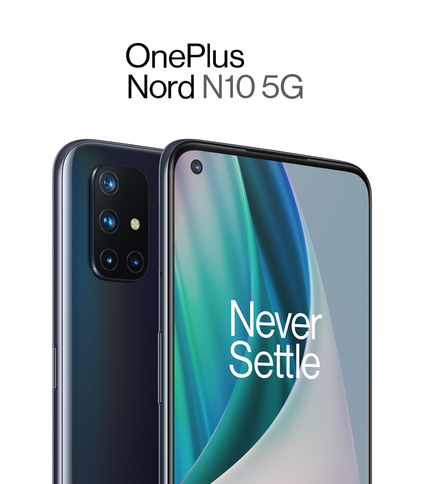 Learn about the OnePlus Nord N10 5G from Metro